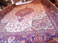 Hand made persian rug