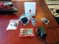 Raspberry Pi 3 Model 3+ and lots of accessories brand new