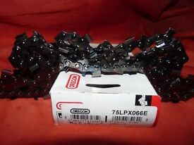 """OREGON 75LPX 66E CHAINSAW CHAIN 18"""" SUIT LARGER STIHL CHAINSAWS WITH 3/8"""" CHAIN"""