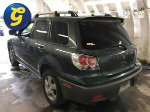 2003 Mitsubishi Outlander XLS AWD*AS IS CONDITION AND APPEARANCE Kitchener / Waterloo Kitchener Area image 4