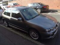 Selling my loved MG ZR 1.4 105 3dr