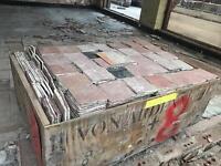 Vintage Terracotta Floor tiles