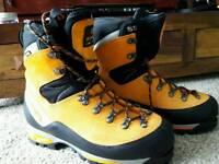 B3 Scarpa Mt Blanc boots size 43