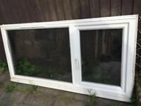 UPVC Double Glazed Window SOLD