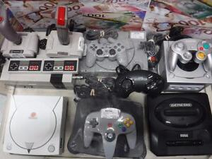 Cash Pawn wants to buy YOUR Vintage Video Game Consoles for CASH! - We Buy/Sell Classic Video Games in the GTA.