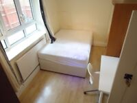 WEST KENSINGTON - 5 MIN TO TUBE- LOVELY DOUBLE ROOM (ALL BILLS INCLUSIVE )