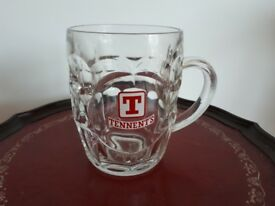 Tennent's Vintage Pint Glass