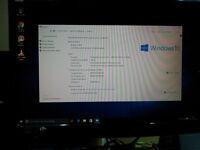 Windows 10 PRO, Lenovo Thinkcentre, Dual Core E5800 @ 3.20GHz MT-M 0843-RV4