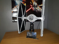 Lego Red Five X-Wing & Tie Fighter