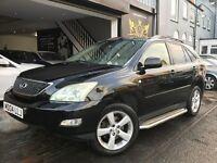 2004 Lexus RX 300 3.0 SE 5dr£ HUGE SPEC 12 MONTHS MOT!!