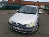 VAUXHALL CORSA SXI 1.2ltr_3dr *** LONG MOT - FREE DELIVERY - HPI CLEAR ***