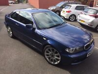 2004 BMW 325 CI For Sale **NEW MOT & SERVICE**