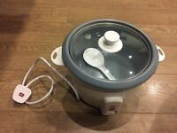 Cookworks Rice Cooker 1.5L, perfect condition