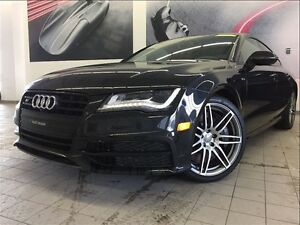 2014 Audi S7 PROMO CERTIFIÉ INCLUS 4.0T BLACK OPTICS