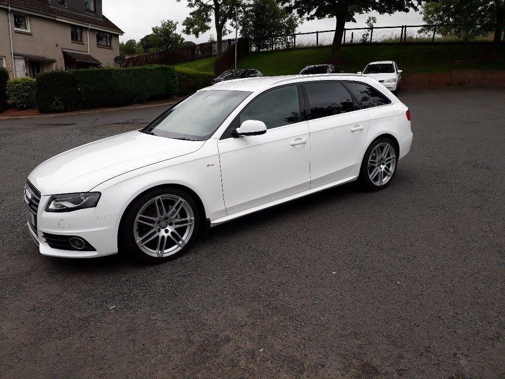 Audi A4 Avant Special Edition In Gordon Scottish Borders Gumtree