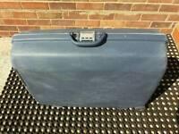 American Tourister Hardshell Large Suitcases - Dark Blue - 2 Wheels