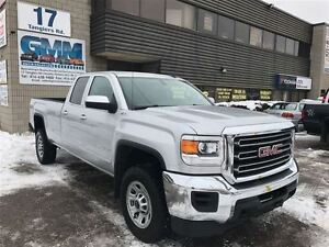 2015 GMC SIERRA 2500HD SLE Double Cab Long Box 4X4 Gas