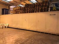 REFRIGERATED 40FT CONTAINERS