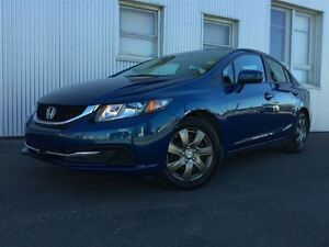 2015 Honda Civic Sedan EX, BACKUP CAM, BLUETOOTH