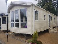 Top Of The Range Brand New Static Caravan For Sale, 5* Park, FREE SITE FEES, Weardale, County Durham