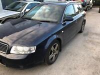 3x Audi A4 avant