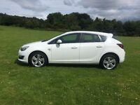 Vauxhall Astra 1.4i VVT 16v SRi