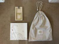 Mamas & Papas Millie and Boris Canvas Print, Picture and Laundry Bag