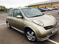 NISSAN MICRA 2003 AUTOMATIC 1.2 ENGINE
