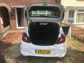 Vauxhall Corsa 1.4 limited edition