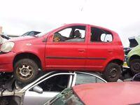 Toyota Yaris 2002 / Breaking