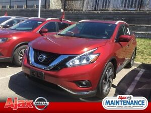 2016 Nissan Murano Platinum*Only 12000kms*Accident Free