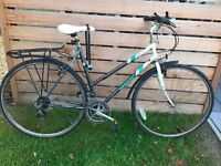 Second hand bike in perfect condition