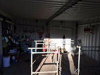 Workshop / Garage / Lock-up available - 4.8m x 6m (Approx 30 sq m / 320 sq ft)