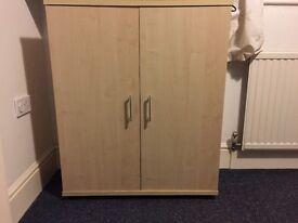 Ash coloured cupboard