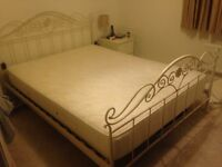 Laura Ashley King Size Bed frame