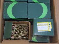 wood screw 5 x 100 mm 100 screws per box brand new