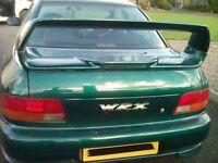 Subrau Impreza WRX ( UK ) 1998