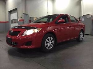 2010 Toyota Corolla SAFETY & E-TESTED