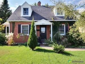 219 000$ - Maison 2 étages à vendre à St-Hyacinthe-Le-Confess
