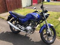 Yamaha YBR125 07
