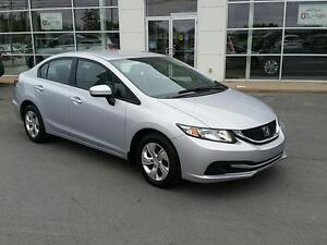 2014 Honda Civic LX LX Auto Air