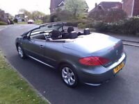 08 peugeot convertible mint mot driving perfect no faults everything working as it should eyecatcher
