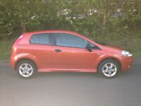fiat punto cheap car