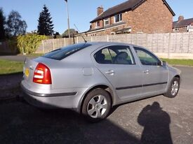 skoda octavia car, 2005, 1.9Tdi, automatic, hatchback