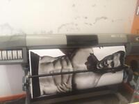 """HP Designjet 5000 60"""" Large Format Printer"""