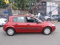 Renault Megane 1.4 16v Authentique 5dr LADY OWNED GOOD CONDITION 04/54