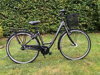 Womens Kalkhoff Hybrid Bike - small frame
