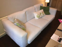 3-seats sofa IKEA (less than 2 years of use)