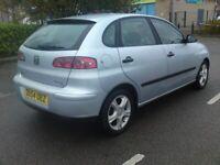 Seat, IBIZA, Hatchback, 2004, Manual, 1390 (cc), 5 doors