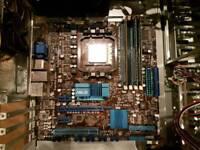 AMD X6 1090T | 6GB RAM | Asus MoBo (inc. case)